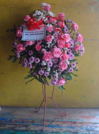 Karangan Bunga Online di Solo
